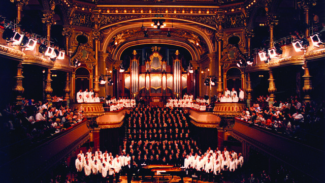Victoria Hall, Geneva in 1998